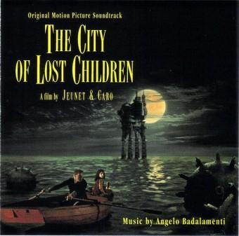 Angelo Badalamenti -The City of Lost Children