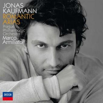 Jonas Kaumann - Romantic Arias